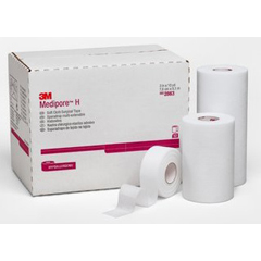 MON99772200 - 3MMedipore™ H Soft Cloth Surgical Tape (2864S)