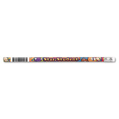 MPD2113B - Moon Products Decorated Motivational Pencil