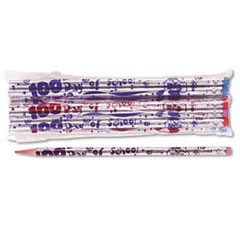 MPD7448B - Moon Products Decorated Motivational Pencil