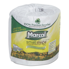 MRC6073 - Marcal® 100% Recycled Two-Ply Bath Tissue