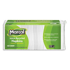 MRC6506PK - Marcal® Small Steps® 100% Premium Recycled Luncheon Napkins
