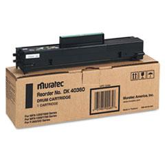 MURDK40360 - Muratec DK40360 Drum Kit, Black