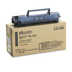 MURTS120 - Muratec TS120 Toner, 5500 Page-Yield, Black