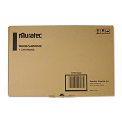 MURTS565 - Muratec TS565 Toner, 15,000 Page-Yield, Black