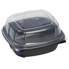 MUX606332 - Mullinix Breakaway Hinged Polypropylene Food Containers
