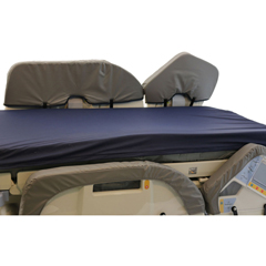 NAM32-800 - North America MattressHill-Rom Century Bed Side Rail Pads