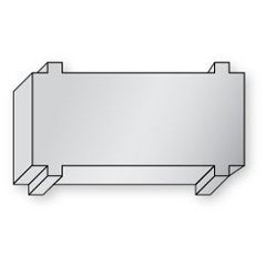NAM61-2269-MF - North America Mattress - Secure Core Spectrum Angio Table Pad