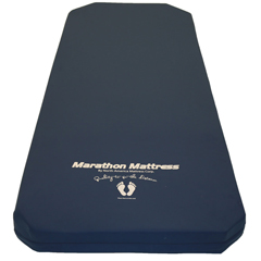 NAM942-3-UC - North America MattressStryker Labor Transport Ultra Comfort 942 Stretcher Pad
