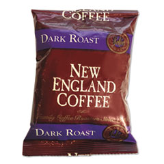NCF026190 - New England Coffee Company French Roast Coffee Coffee Portion Packs