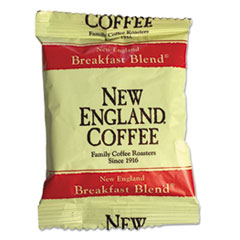 NCF026260 - New England Coffee Company Breakfast Blend Coffee Coffee Portion Packs