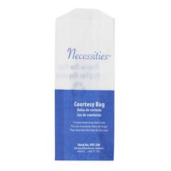HSCNEC-500 - HospecoNecessities® Courtesy Bags Sanitary Napkin Disposal Bags