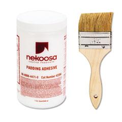 NEK42284 - Nekoosa Fan-Out Padding Adhesive
