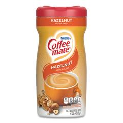 NES12345 - Nestle Coffee-mate Hazelnut Powdered Creamer Canister