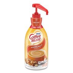 NES31831 - Nestle Coffee-mate® Hazelnut Liquid Creamer Pump Bottle