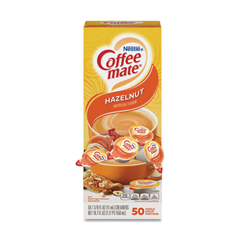 NES35180BX - Nestle Coffee-mate® Hazelnut Liquid Creamer Singles