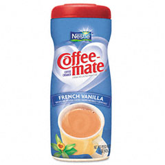 BFVNES35775 - NestleCoffee-mate French Vanilla Powdered Creamer Canister