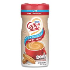 NES74185 - Nestle Coffee-mate Original Lite Powdered Creamer Canister