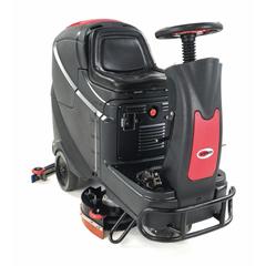 NIL50000318 - Nilfisk - AS710R 28 inch Ride-On Auto Scrubber