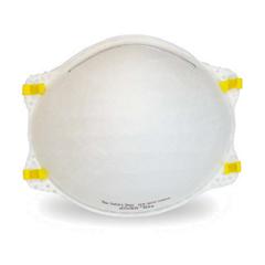 SFZRS-900-N95 - Safety ZoneNiosh N95 Rated Mask - One Box of 20 Masks