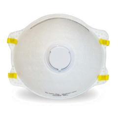 SFZRS-920-EV-N95 - Safety ZoneNiosh N95 Rated Mask - One Box of 10 Masks