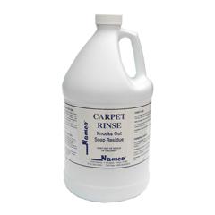 NMC4130 - NamcoCarpet Rinse, Gallon, 4 GL/CS