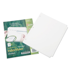 NSN6006982 - AbilityOne™ Avery® SkilCraft® Index Dividers