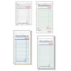 NTC3516 - GuestChecks™ Restaurant Guest Check Pads