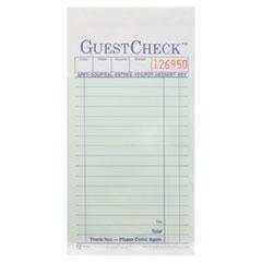 NTCA7000 - Carbonless GuestChecks