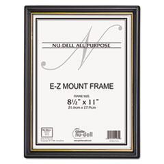 NUD11818 - Nu-Dell EZ Mount Document Frame