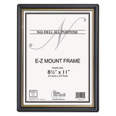 NUD11880 - Nu-Dell EZ Mount Document Frame