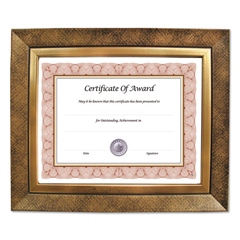NUD15169 - NuDell™ Executive Series Document and Photo Frame