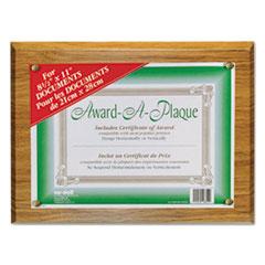 NUD18812M - Nu-Dell Award-A-Plaque