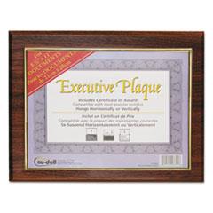 NUD18851M - Nu-Dell Executive Plaque