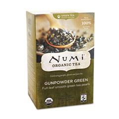 NUM10109 - Numi Organic Gunpowder Green Tea