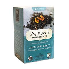 NUM10170 - Numi Organic Aged Earl Grey Tea