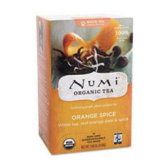 NUM10240 - Numi Organic White Orange Spice Tea