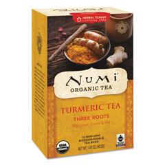 NUM10550 - Numi® Turmeric Tea