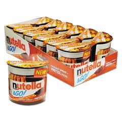 NUT80401 - Nutella® Go! Hazelnut Spread and Breadsticks