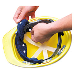 OCC870B10001 - OccuNomix® Snap-On Hard Hat Sweatband