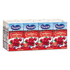OCS00322 - Ocean Spray® Aseptic Cranberry Juice Boxes