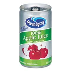 OCS20452 - Ocean Spray 100% Apple Juice
