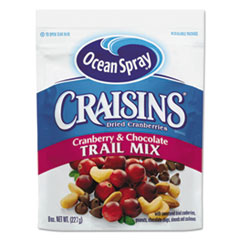 OCS21074 - Ocean Spray Craisins® Cranberry & Chocolate Trail Mix