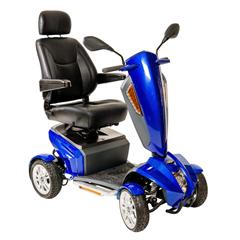 DRVODYSSEYGT18CS - Drive MedicalOdyssey GT Power Mobility Scooter, 4 Wheel