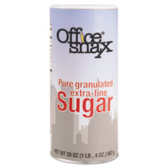 OFX00019 - Office Snax® Sugar Canister