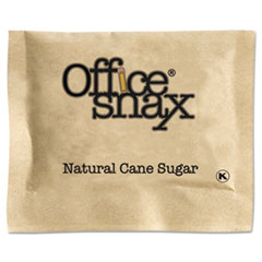 OFX00063 - Office Snax® EXACT Natural Cane Sugar