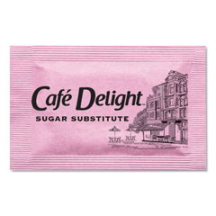 OFX11420 - Cafe Delight Pink Sweetener Packets