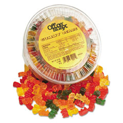 OFX70015 - Office Snax® Candy Tubs