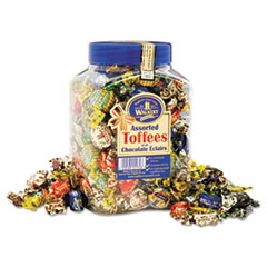 OFX94054 - Office Snax® Walker's Assorted Toffee