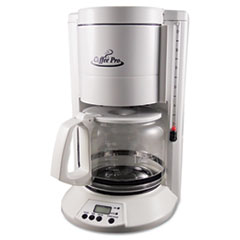 OGFCP330W - Coffee Pro Home/Office 12-Cup Coffee Maker