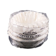 OGFCPF200 - Coffee Pro Basket Style Coffee Filters